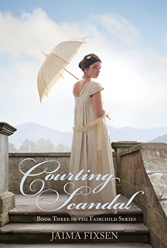 Used, Courting Scandal (Fairchild Regency Romance Book 3) for sale  Delivered anywhere in Canada