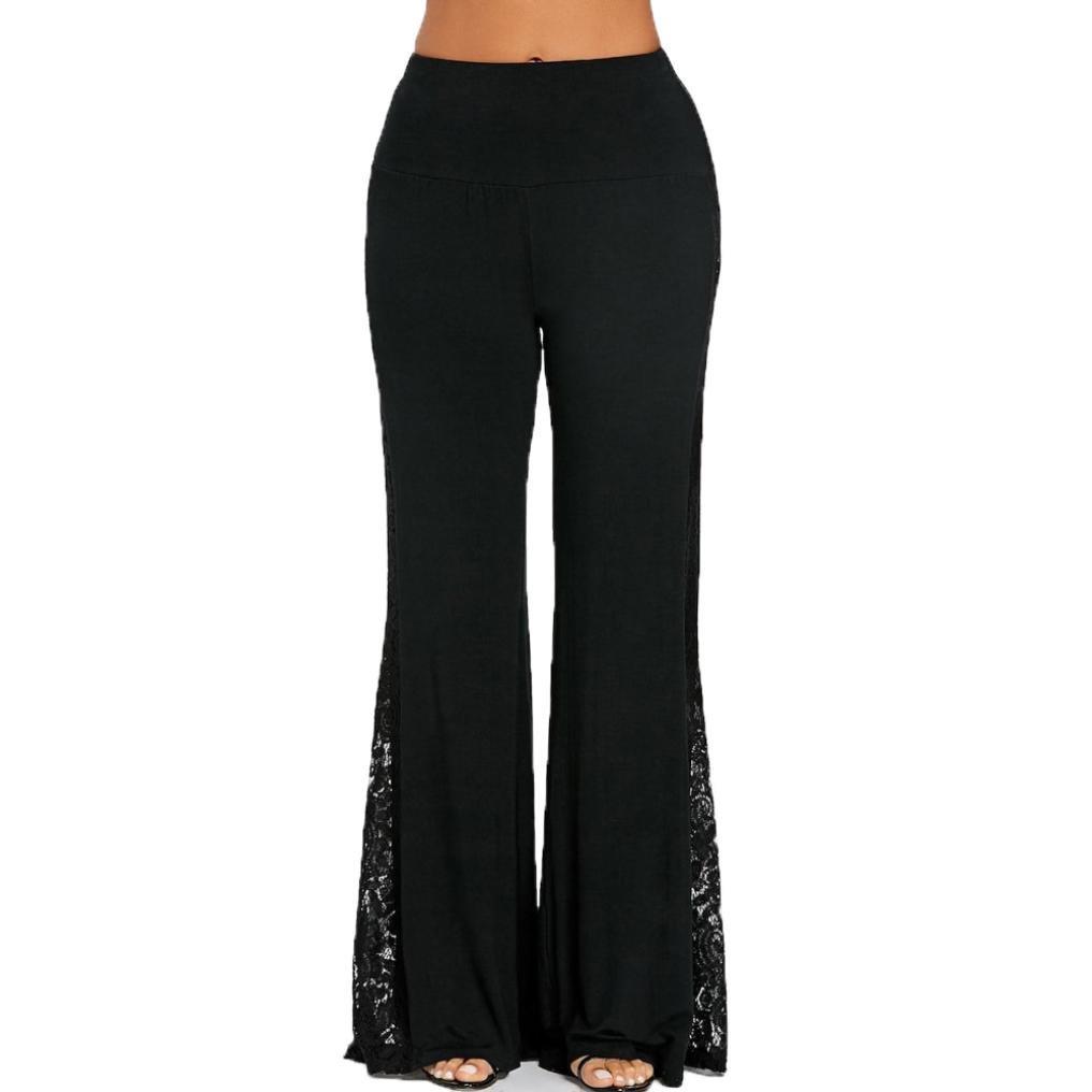 Cinnamou Pantalones Mujer de Moda Pantalones Verano con ...