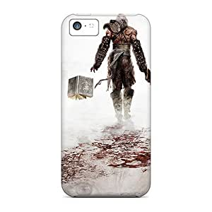 Awesome Nier Flip Case With Fashion Design For Iphone 5c by icecream design