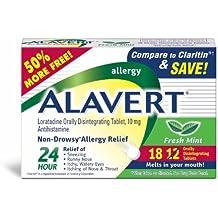 Alavert Fresh Mint, 18 Count
