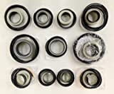 Whole Machine Hyd Cyl Seal Kit Made For Case 580K-SK-SL Backhoe