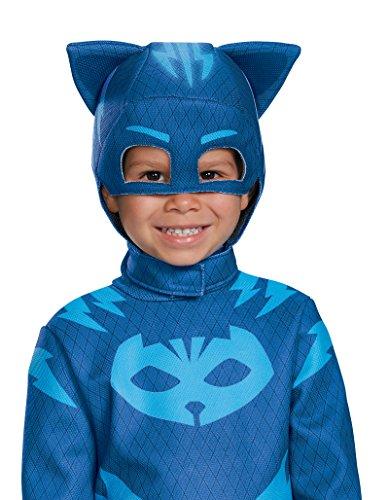 Owlette Disney Costume (18667/47 Kids PJ Masks Catboy Mask Disney Junior Glow In The Dark)
