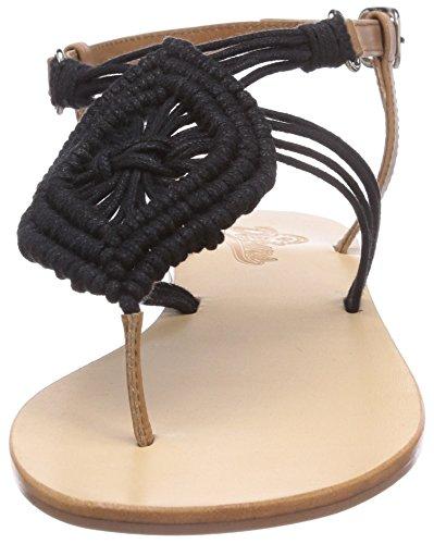 Tongs Dockers Noir Gerli pour 36BA201 femme by Noir qPPFwn6tZA