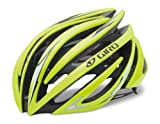 Giro Aeon Road Bike Helmet (Highlight Yellow/Black, Small)