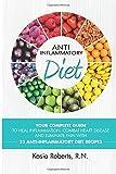Anti-Inflammatory Diet, Kasia Roberts, 1500250384