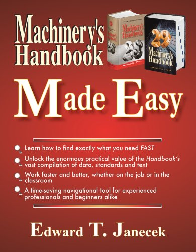 Machinery's Handbook Made Easy -