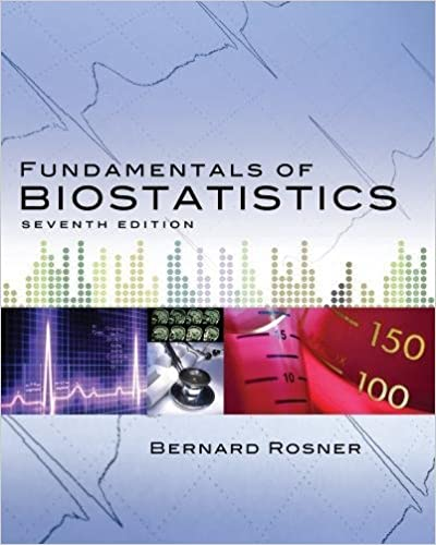 Fundamentals of biostatistics rosner fundamentals of biostatics fundamentals of biostatistics rosner fundamentals of biostatics 7th edition fandeluxe Images
