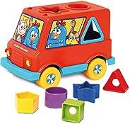 Brinquedo Educativo Galinha Pintadinha Baby Van, Elka, Multicor