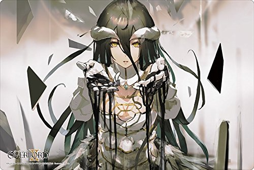 Overlord II Albedo Card Game Character Rubber Play Mat Collection Vol.174 Anime Art by Bushiroad (Image #1)