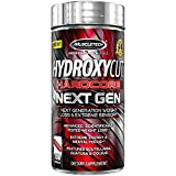 MuscleTech Hydroxycut Hardcore Next Gen, Scientifically Tested Weight Loss and Energy, Weight Loss Supplement, 100 Capsules For Sale