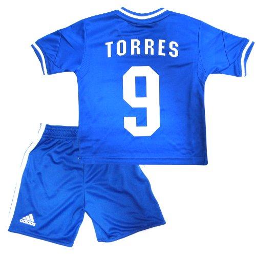 Adidas CHELSEA HOME MINI KIT 2013/14 (TORRES #9) (XS)