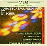 Orch Ste No 7 / Cembalo Ste by Johanne Casper Fischer (2004-11-11)