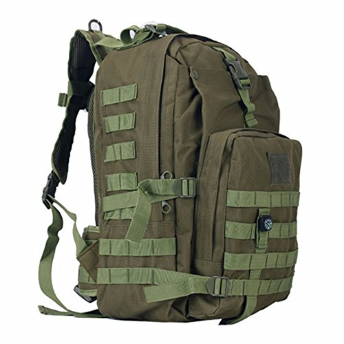55L Waterproof Tactical Backpack Military Backpack Oxford Sport Bag Camping Climbing Bags Traveling Hiking Fishing Bags A 50 - 70L