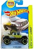 Hot Wheels - HW Off-Road 131/250 - Hot Trucks '10 Toyota Tundra - Silver