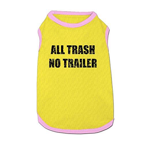 [ALL TRASH NO TRAILER Cute Dog Coats Pet Shirt For Puppy] (Recycle Bin Costume)