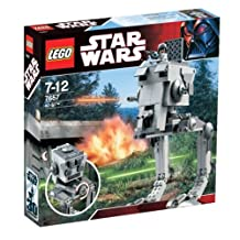 LEGO Star Wars AT-ST 7657 (japan import)