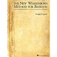 The New Weissenborn Method for Bassoon book cover