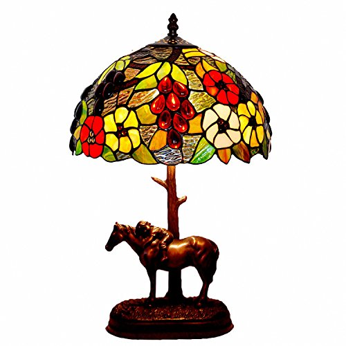 grape tiffany lamp - 9