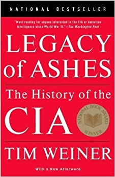 T.Weiner's Legacy of Ashes(Legacy of Ashes: The History of the CIA )(2008)
