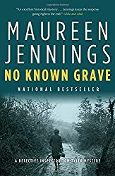 No Known Grave (Tom Tyler Mystery Series)