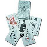 Black Butler 52 Blatt Spielkarten Orginal & Lizensiert Pokerkarten