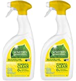Seventh Generation Natural Tub & Tile Cleaner - Emerald Cypress & Fir - 30 oz - 2 pk