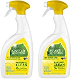 7th generation household cleaner - Seventh Generation Natural Tub & Tile Cleaner - Emerald Cypress & Fir - 32 oz (Pack of 2)