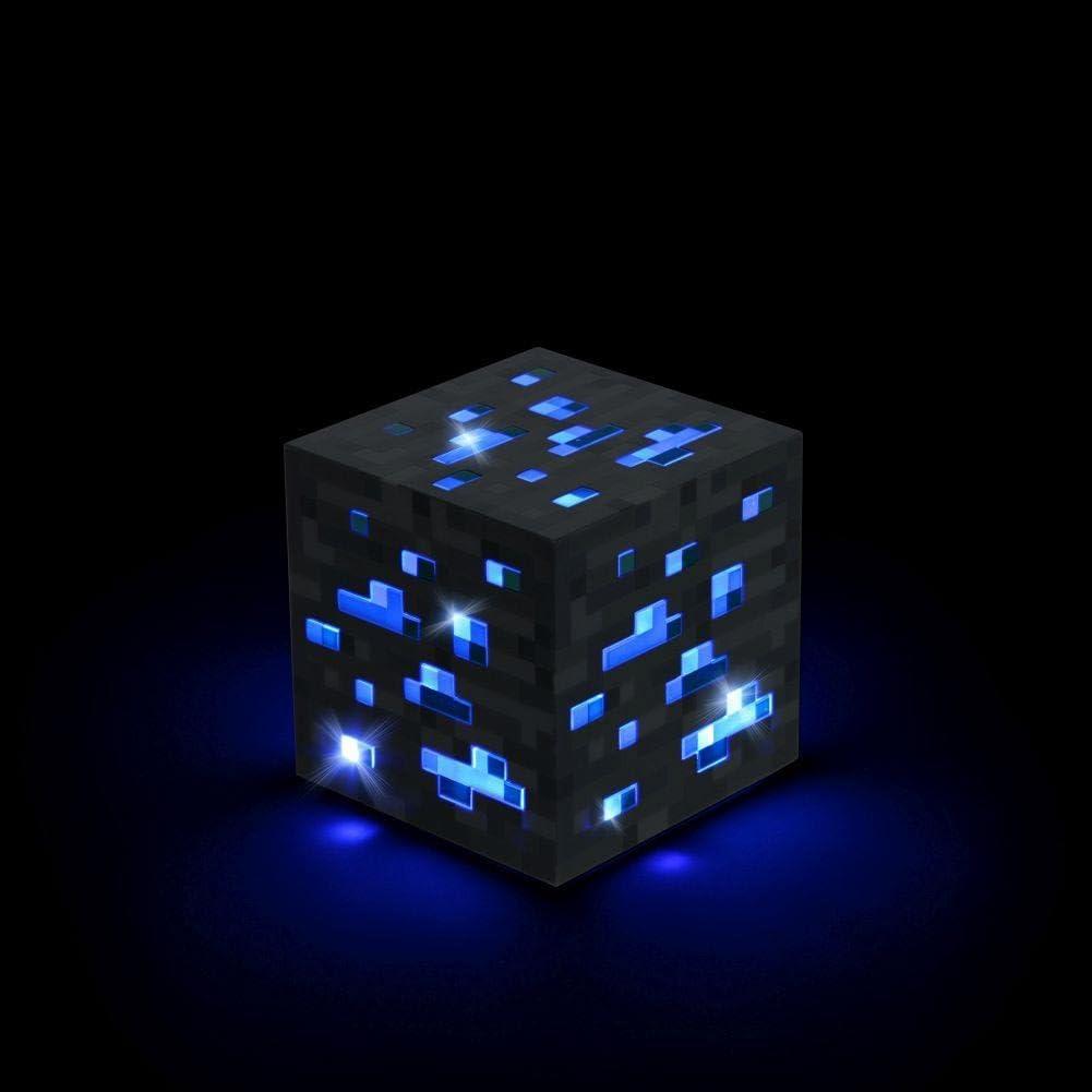 "Minecraft 12 ""Stone Ore Cube Diamond"