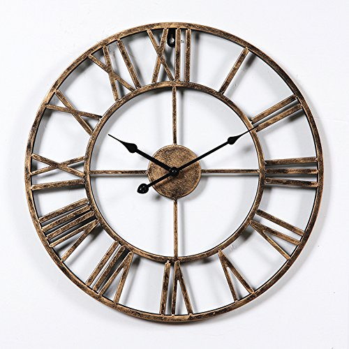 Roman Numeral Clocks Amazon Com