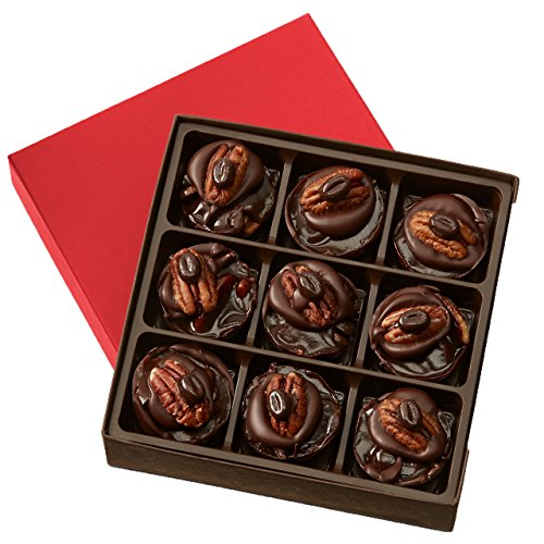 - Kohler Original Recipe Chocolates Java Terrapins 9-Piece Box, Great for any Gift Giving Occasion