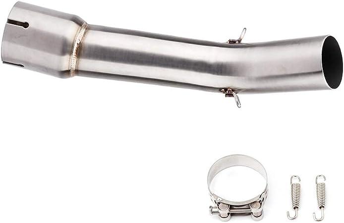 Sistema di scarico completo per moto Raccordo tubo centrale di sfiato per Z750 2007-2012