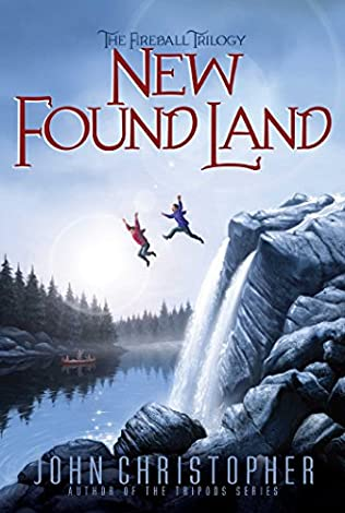 book cover of New Found Land