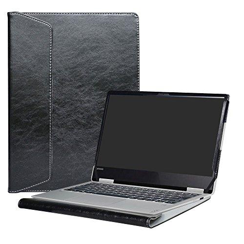 Alapmk Protective Case Cover for 13.3 Lenovo Yoga 720 13 720-13IKB Laptop(Warning:Not fit Yoga 720 12/Yoga 720 15/Yoga 730/Yoga 710/Yoga 700),Black
