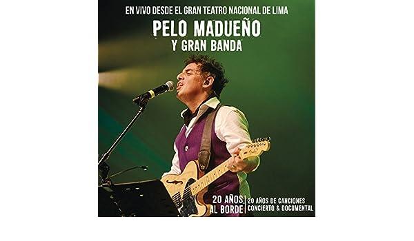 Rodando (En Vivo) by Pelo Madueño feat. Chaqueta Piaggio on Amazon Music - Amazon.com