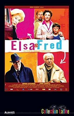 Elsa et fred [Francia] [DVD]: Amazon.es: China Zorrilla ...