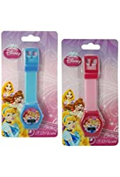 Disney Princess Digital LCD Watch For Girls (assorted colors)