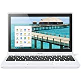 Acer C720P Chromebook (11.6-Inch Touchscreen, 2GB) Moonstone White