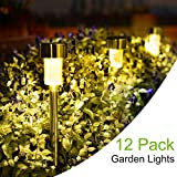 SUNNEST Solar Garden Light, pathyway Lights