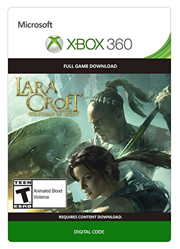 Lara Croft and the Guardian of Light - Xbox 360 Digital Code by Square Enix