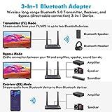 Fosi Audio BT05 Bluetooth 5.0 Transmitter and