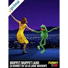 Muppet Muppet Land (A Kermit in 'La La Land' Mashup)