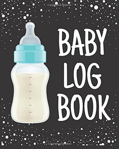 Read Online Baby Logbook: Childcare Giver Notebook ebook