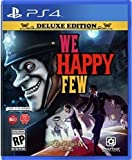 We Happy Few Deluxe Edition - PlayStation 4