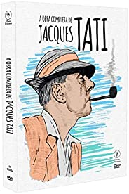 A Obra Completa de Jacques Tati [Digipak com 6 DVD's]
