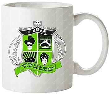 it crowd moss mug