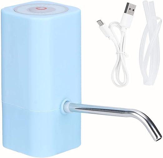 Bomba de botella de agua automática de carga USB Dispensador de ...
