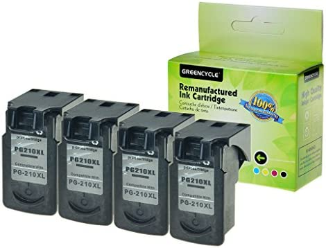 3PK PG210XL Black Ink cartridge for Canon PIXMA MX330 MX360 MX410 MX420 Printer