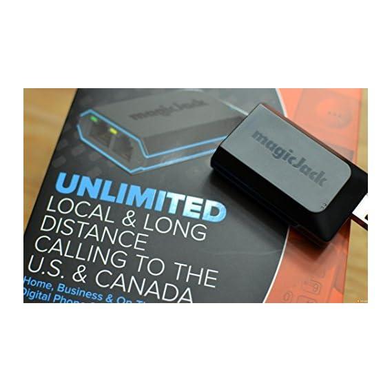 ENEM MagicJack GO Unlimited Calls Digital Phone Service