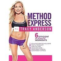 Tracy Anderson: Method Express [Edizione: Stati Uniti] [Italia] [DVD]