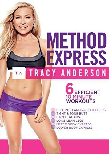 Tracy Anderson: Method Express (Best Exercise Machine For Toning Abs)